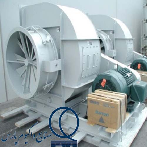 تعمیر و نگهداری موتور دمنده در سیستم تهویه مطبوع