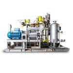 Liquid Ring Vacuum Pump Engineered Package